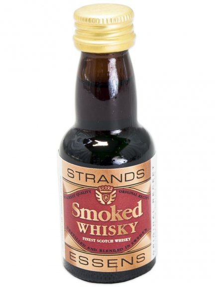 ZAPRAWKA DO ALKOHOLU SMOKED WHISKY 25ML