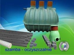 Przydomowa oczyszczalnia ścieków 8000L T