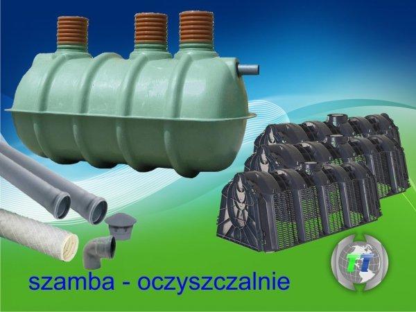 Przydomowa oczyszczalnia ścieków 2260L T 4G