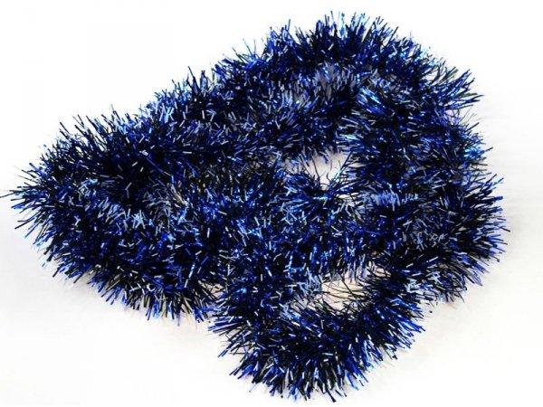 5200 ŁAŃCUCH NA CHOINKĘ CHOINKOWY Girlanda Niebieski 2m