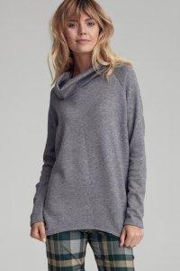 Sweter csw01 - szary - CSW01