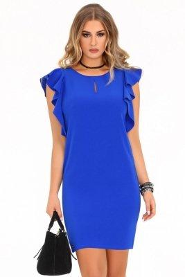 Marjoleina Blue 85469 sukienka