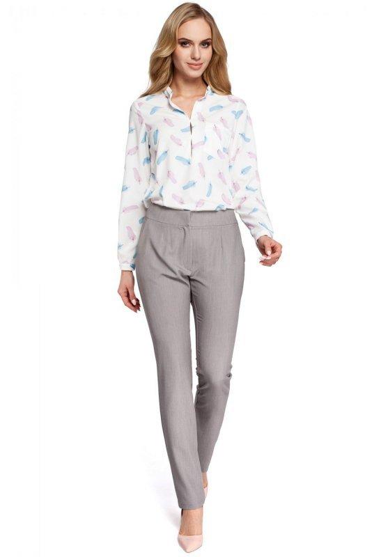 M303 Spodnie szare