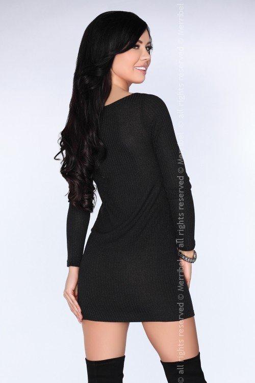 CG016 Black sukienka