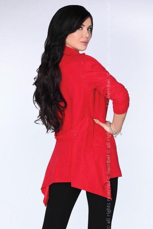 CG026 Red kurtka