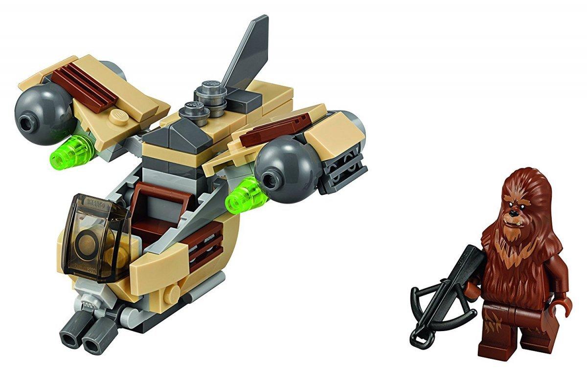 Lego Star Wars 75129 Klocki Okręt Bojowy Wookiee Star Wars Lego
