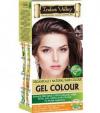 Indus Valley Naturalna Żelowa farba do włosów - Mahoń 5.4 120 ml