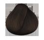 Indus Valley Żelowa farba do włosów - Ciemny Brąz 3.0 120 ml