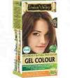 Indus Valley Żelowa farba do włosów - Ciemny Miedziany Blond 7.4 120 ml