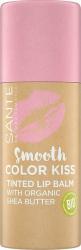 Sante Naturkosmetik Koloryzujący balsam do ust  04 SOFT ROSE