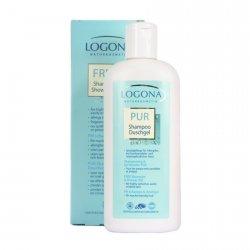 Logona PUR Szampon i żel pod prysznic dla alergików 250 ml.