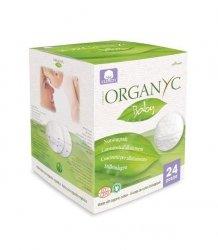 Organyc ekologiczne wkładki laktacyjne z bio-bawełny