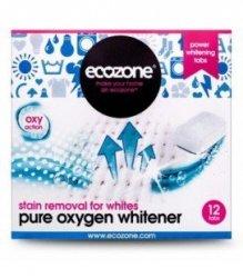 Ecozone, Odplamiacz do białego Pure oxygen, 12 tabletek