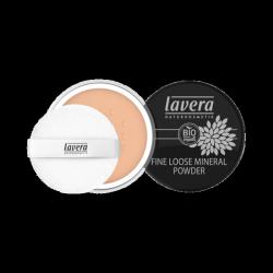 Lavera Puder sypki -miód 03