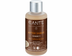 Sante Homme II woda po goleniu Bio kofeina i owoce Acai
