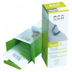 eco cosmetics Night krem odżywczy do twarzy na noc z żeńszeniem i owocem granatu, 50 ml