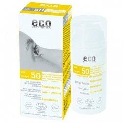Eco Cosmetics Emulsja na słońce LSF/SPF 50 z granatem i owocem goji 100 ml