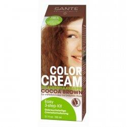 Sante Farba roslinna w kremie Cocoa Brown 150ml.