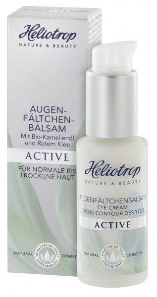 Heliotrop ACTIVE Balsam pod oczy 20 ml.