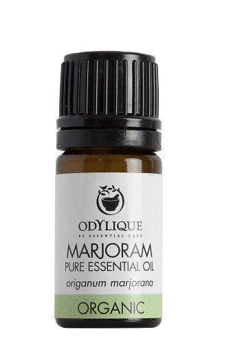 Odylique by Essential Care organiczny olejek eteryczny Majeranek, 5 ml