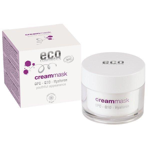 ECO Cosmetics ECO Krem MASKA z OPC, Q10 i kwasem hialuronowym 50 ml