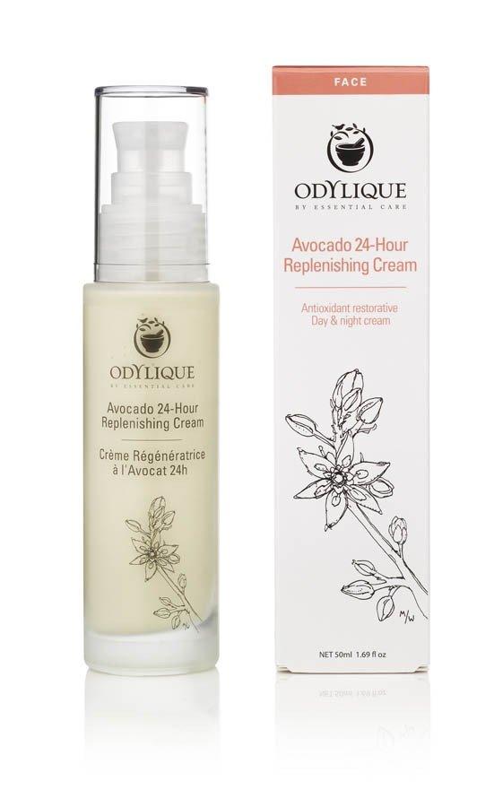 Odylique by Essential Care organiczny regeneracyjny krem odżywczy z awokado, rokitnikiem,