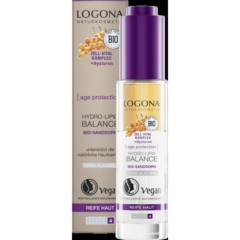 Logona age PROTECTION Hydro-lipidy