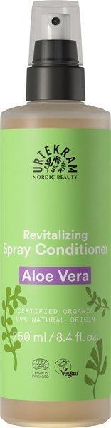 Urtektam Naturalna Rewitalizująca odżywka do włosów w sprayu z aloesem
