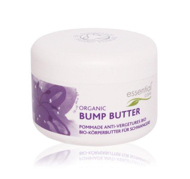 Odylique by Essential Care organiczne masło ujędrniające na rosnący brzuszek i zapobiegające rozstępom skóry, 175 g