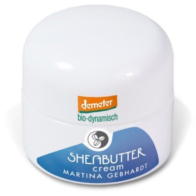 Martina Gebhardt SHEA Krem z masłem shea do cery wrażliwej i alergicznej 50 ml