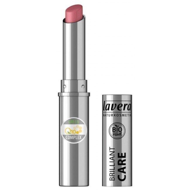 Lavera BEAUTIFUL LIPS Szminka pielęgnacyjna Q10 - 03 różowy orientalny
