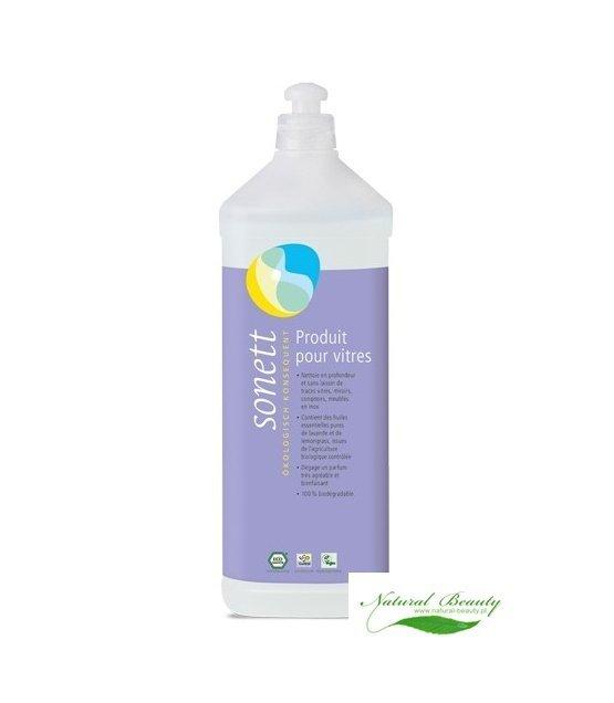 Sonett Płyn do mycia okien -  1 litr
