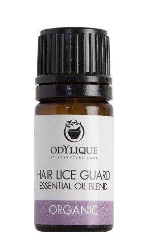 Odylique by Essential Care organiczna mieszanka olejków eterycznych przeciw wszawicy, 5 ml