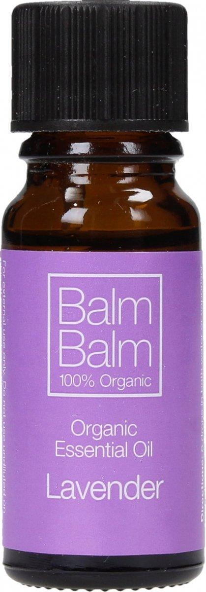 Balm Balm Organiczny Olejek Eteryczny Lawenda10 ml