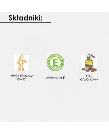 NOVA KOSMETYKI  Głęboko Nawilżający Olejek Do Twarzy GoArgan+ KIEŁKI OWSA 30ml