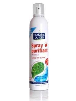 EDL Etamine Du Lys BACTIELLE 7 bakteriobójczy spray do dezynfekcji różnych powierzchni 200 ml