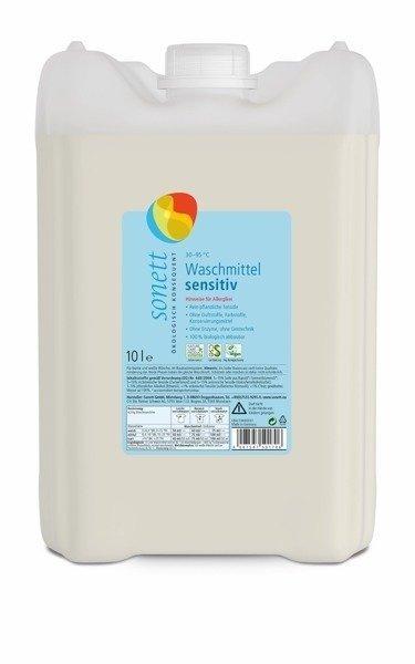Sonett ekologiczny Płyn do prania SENSITIV - 10 l