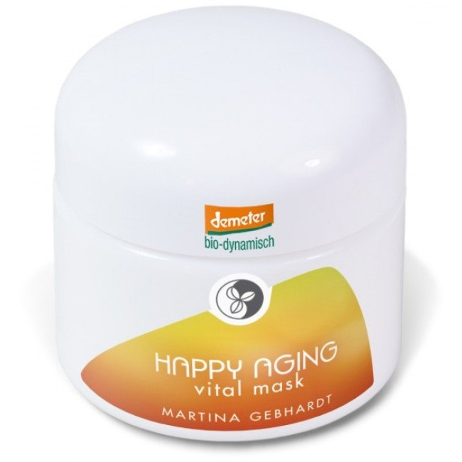 Martina Gebhardt HAPPY AGING Witaminowa maska rewitalizująca 15 ml