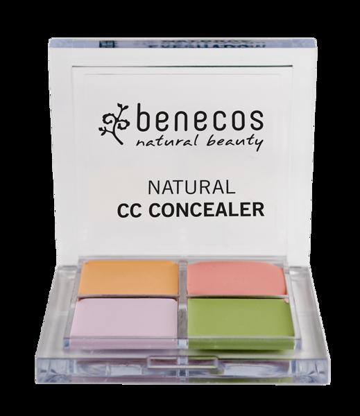 Benecos Naturalny Korektor CC