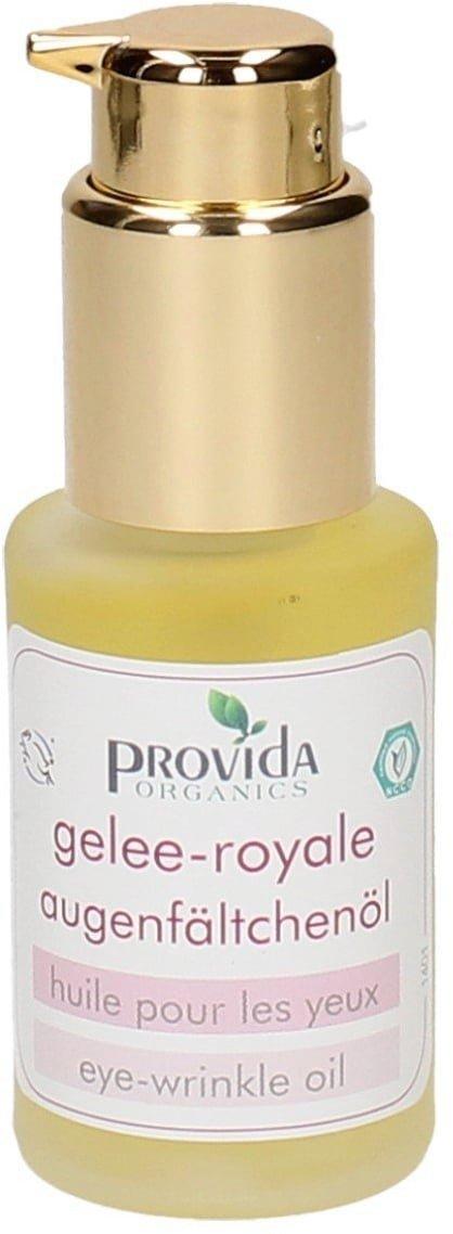 Provida Olejek pod oczy z mleczkiem pszczelim 30 ml.