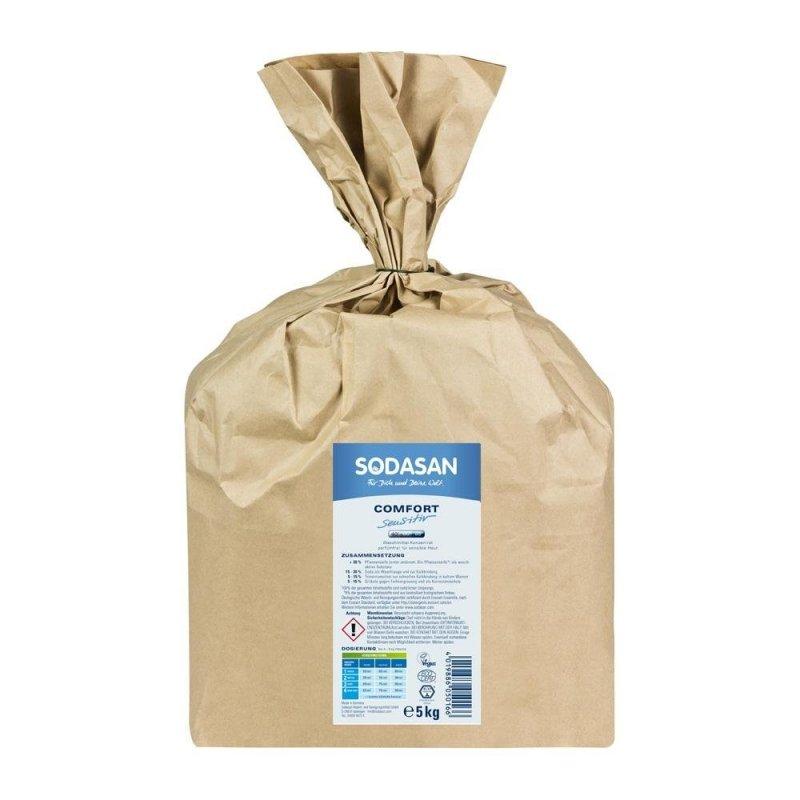 Sodasan Proszek do prania antyalergiczny Comfort Sensitiv 5kG