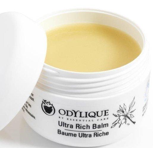 Odylique by Essential Care organiczne ultra bogate serum na ultra suchą skórę z oliwą, masłem Shea, olejem kokosowym, woskiem pszczelim i rokitnikiem 50g
