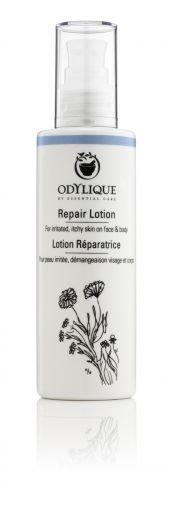 Odylique by essential care lotion naprawczy Pierwsza Pomoc do twarzy i ciała dla skóry suchej, podrażnionej i swędzącej, 200 ml.