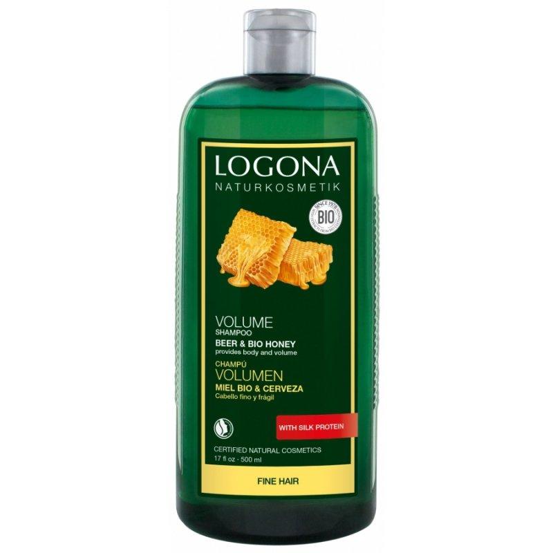 Logona Szampon piwno-miodowy 500 ml