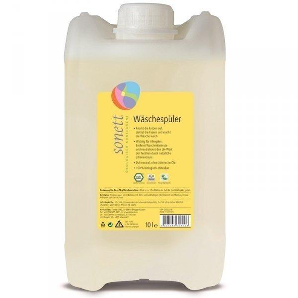 Sonett Ekologiczny płyn do płukania tkanin 10 l