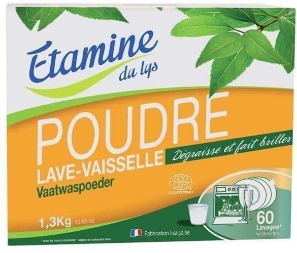 EDL Etamine Du Lys proszek do zmywarki bezzapachowy 1,3 kg