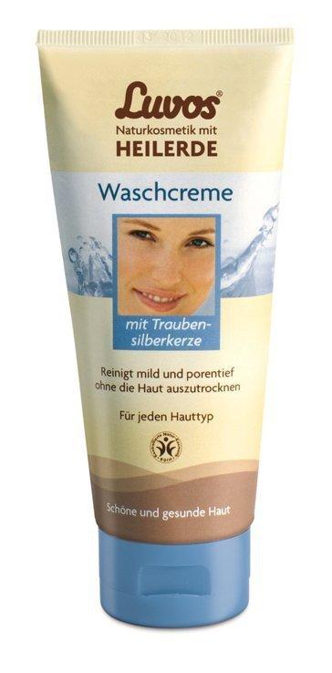 Luvos® Krem oczyszczający skórę z glinką mineralną 100 ml