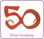 50-te urodziny