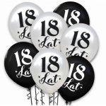 Balony  na 18 -stkę