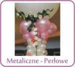 Metaliczne - perłowe